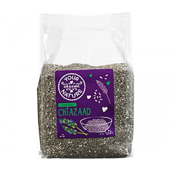 Organic Chia Seeds (250g) [PF]