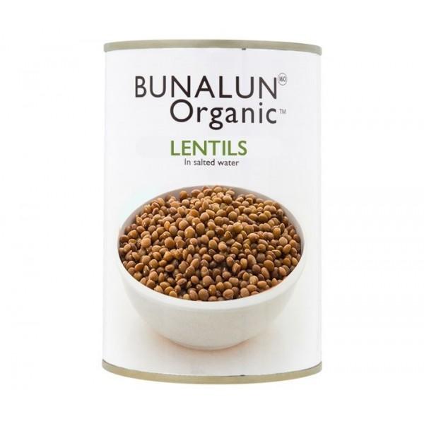 Organic Bunalun Lentils