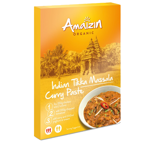 Curry Paste Indian Tikka Massala (80g)
