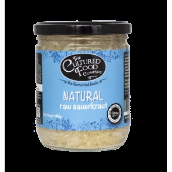 Sauerkraut Natural, IRISH, 400g