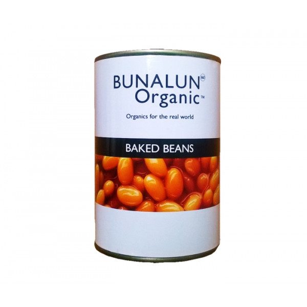 Tin of Baked Beans, Bunalun [GF]