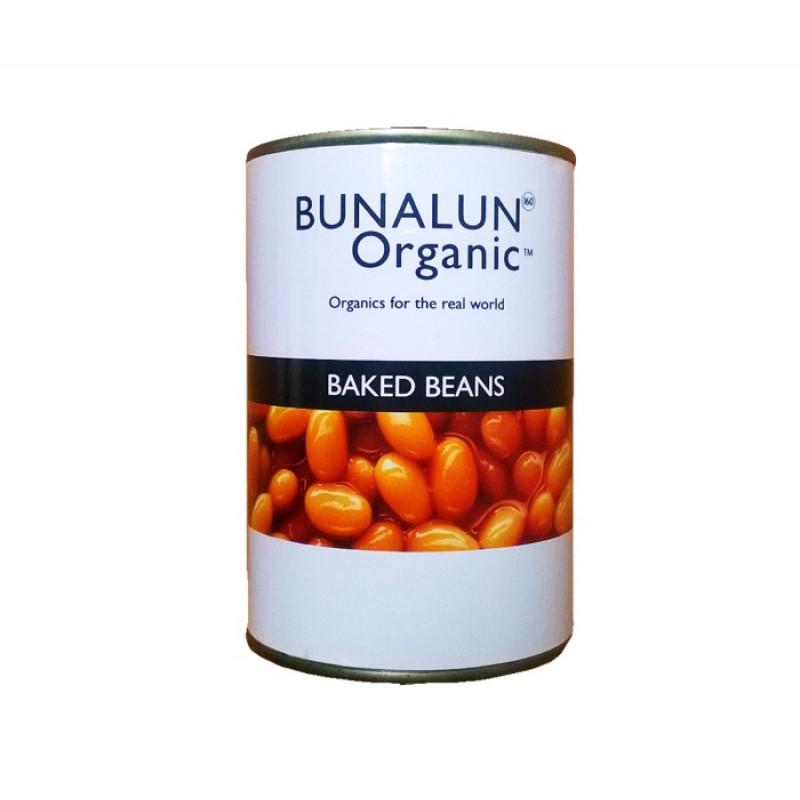 Organic Bunalun Baked Beans