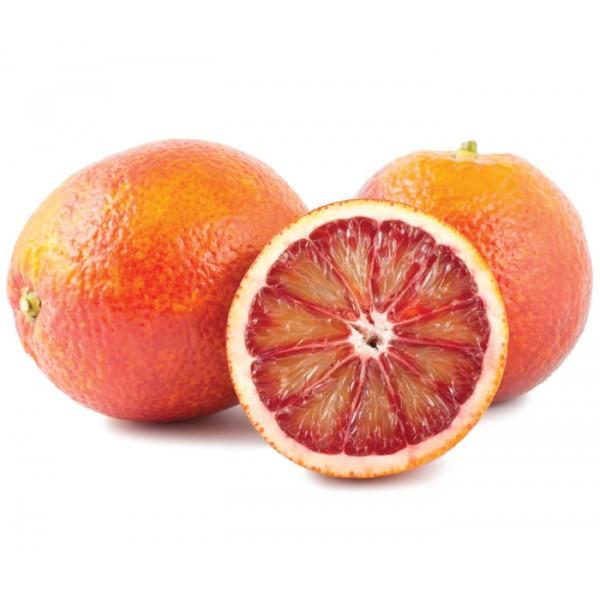 Organic Oranges Blood
