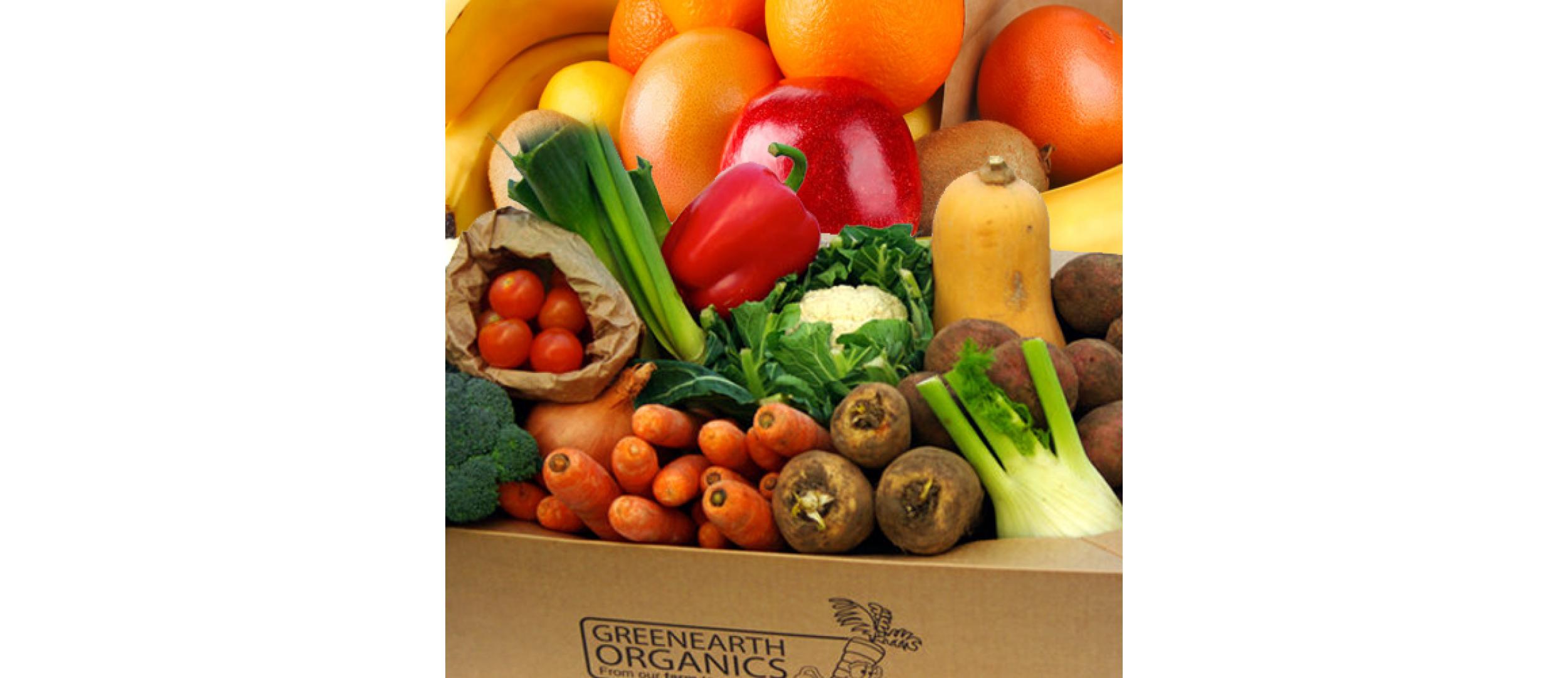 Veg & Fruit Boxes
