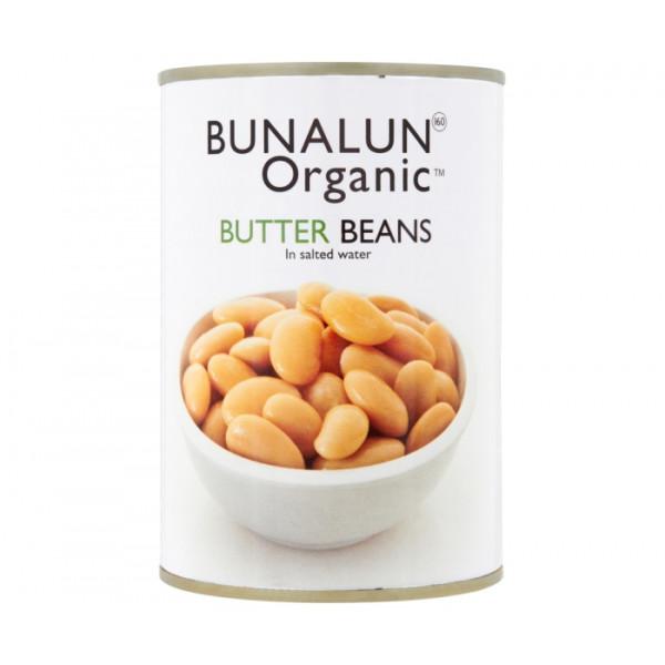 Organic Bunalun Butter Beans