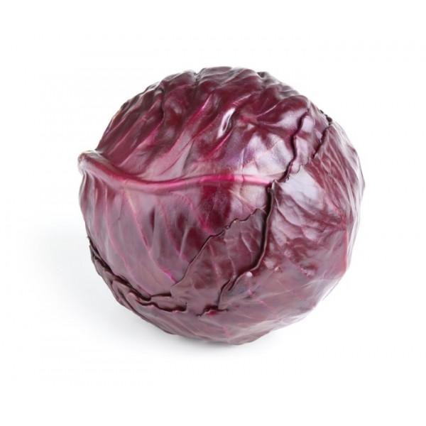 Cabbage Red, IRISH, 1 Large pc Vegetables