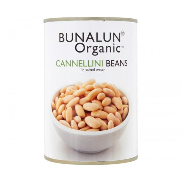 Organic Bunalun Cannellini Beans