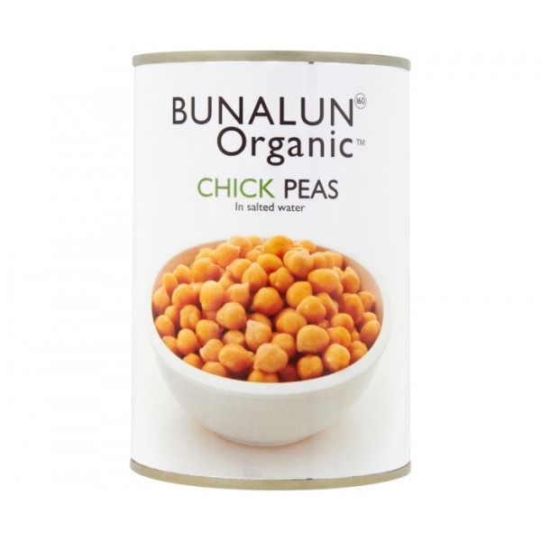 Tin of Chickpeas, Bunalun