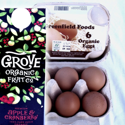 Eggs & Juice