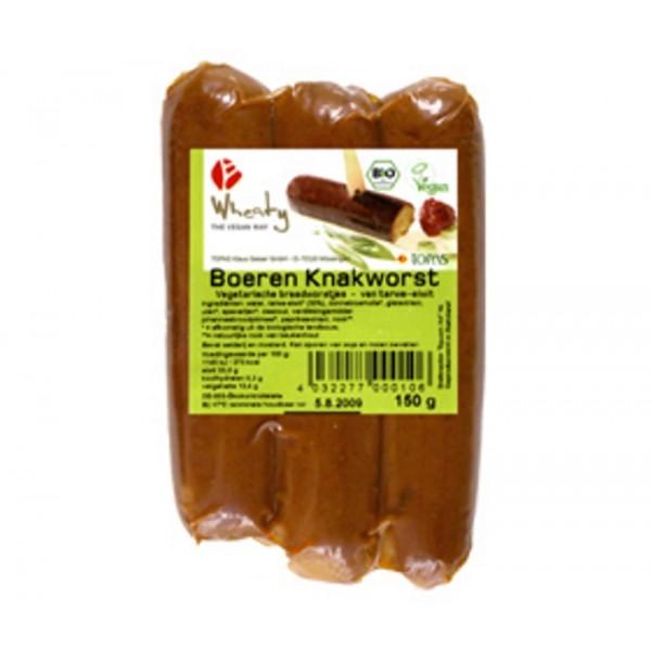 Organic Vegan Sausages