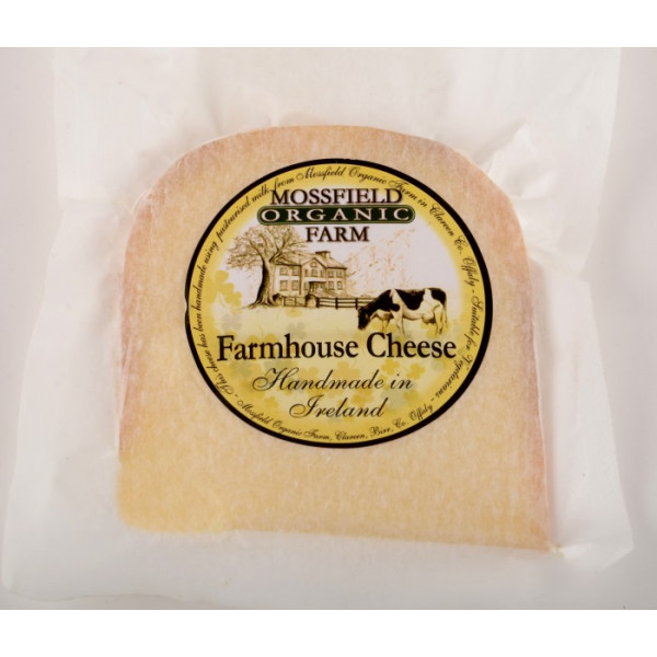 Farmhouse Cheese Mossfield, IRISH, 180g