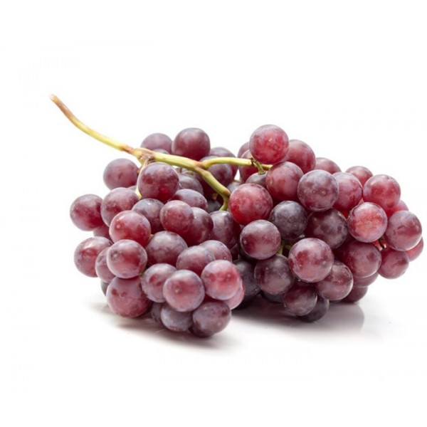 Organic Grapes Red, 400g