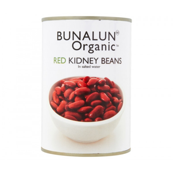 Tin of Red Kidney Beans, Bunalun