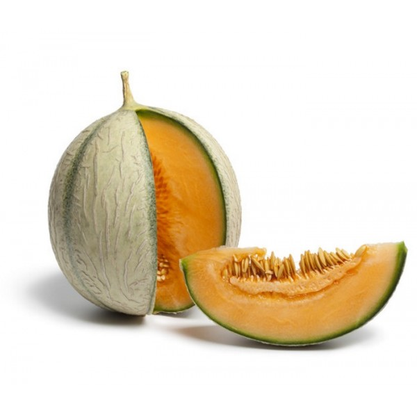 Organic Canteloupe Melon