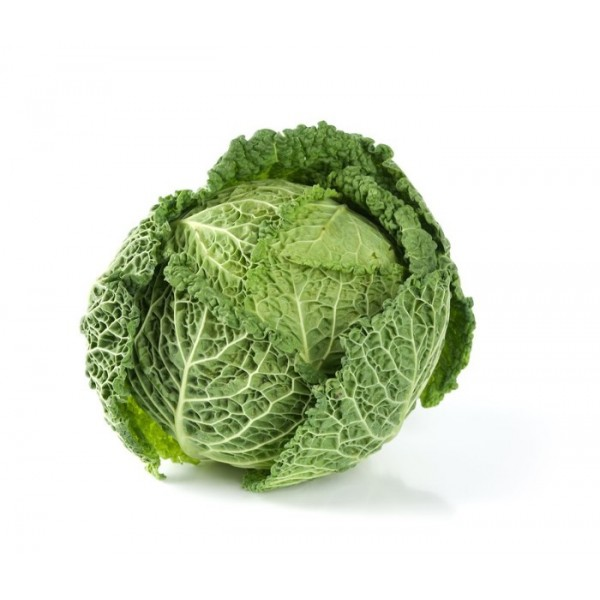 Cabbage Savoy, IRISH, 1pc Vegetables