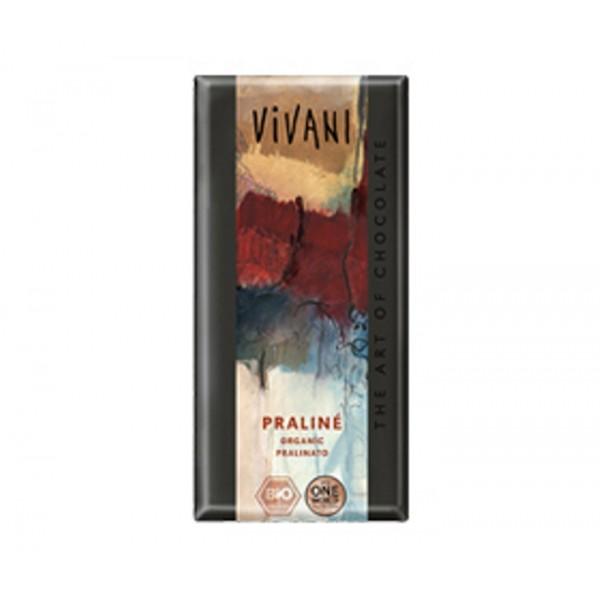 Organic Chocolate Vivani Praline